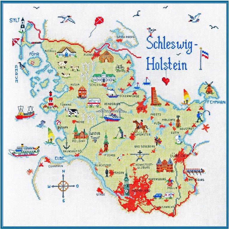 Enkelt parti i Schleswig-Holstein